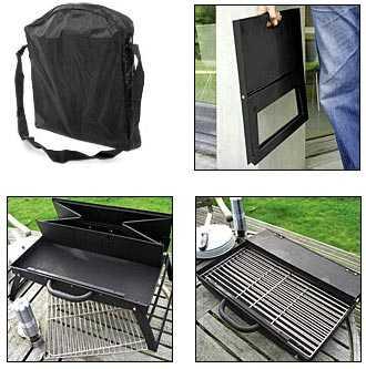 Barbecue quale scegliere idee green - Barbecue a gas portatile ...