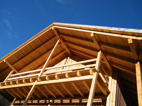 Casa di legno SaDiLegno