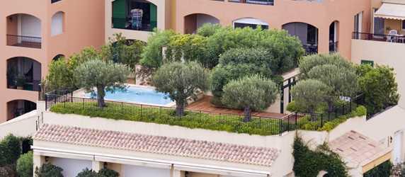 Giardini pensili facili con archi lite idee green for Idee per creare un giardino