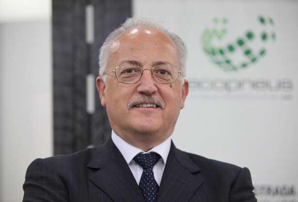 Giovanni Corbetta - Reciclo pneumatici