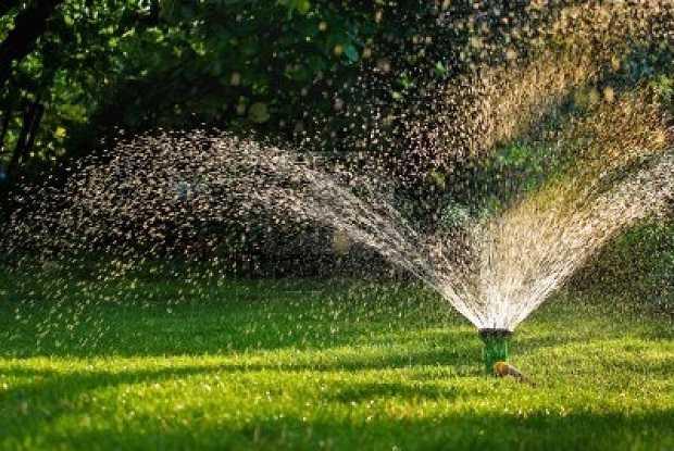 irrigazione del giardino idee green