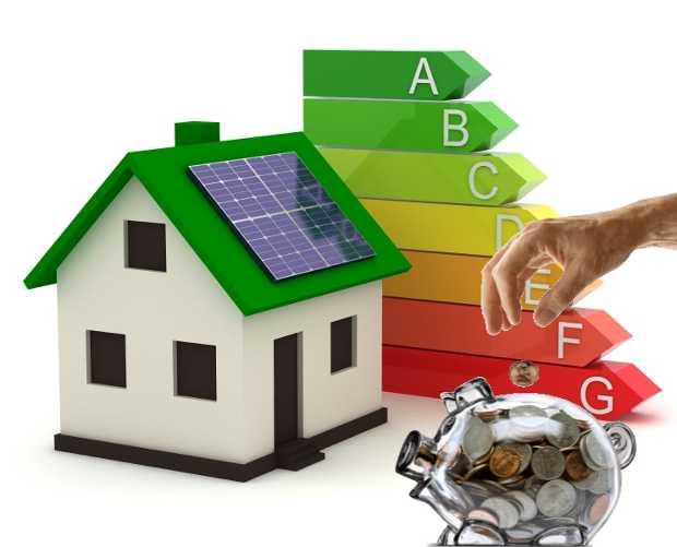 Schema efficienza energetica edifici
