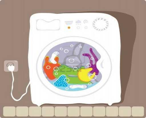 Disegna lavatrice