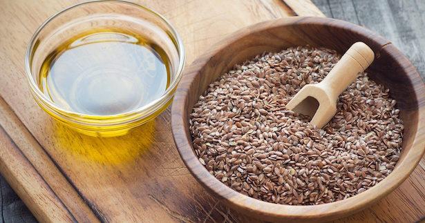 Olio di semi di lino, usi cosmetici e alimentari - Idee Green