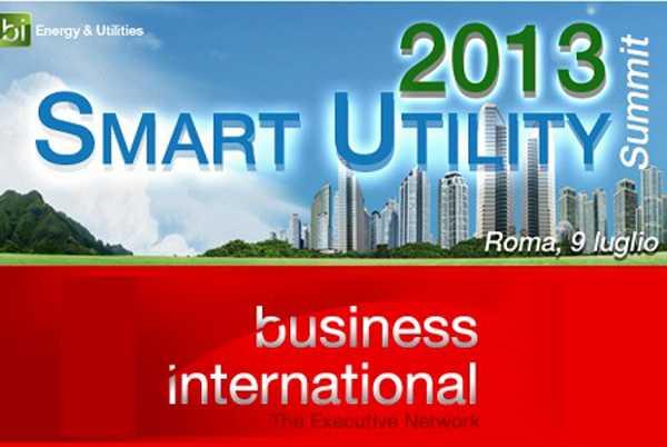 Smart Utility Summit 2013