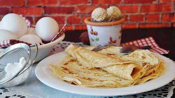 Ricette crepes 1 uovo