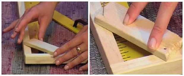 Come costruire una zanzariera idee green - Costruire una finestra in legno fai da te ...