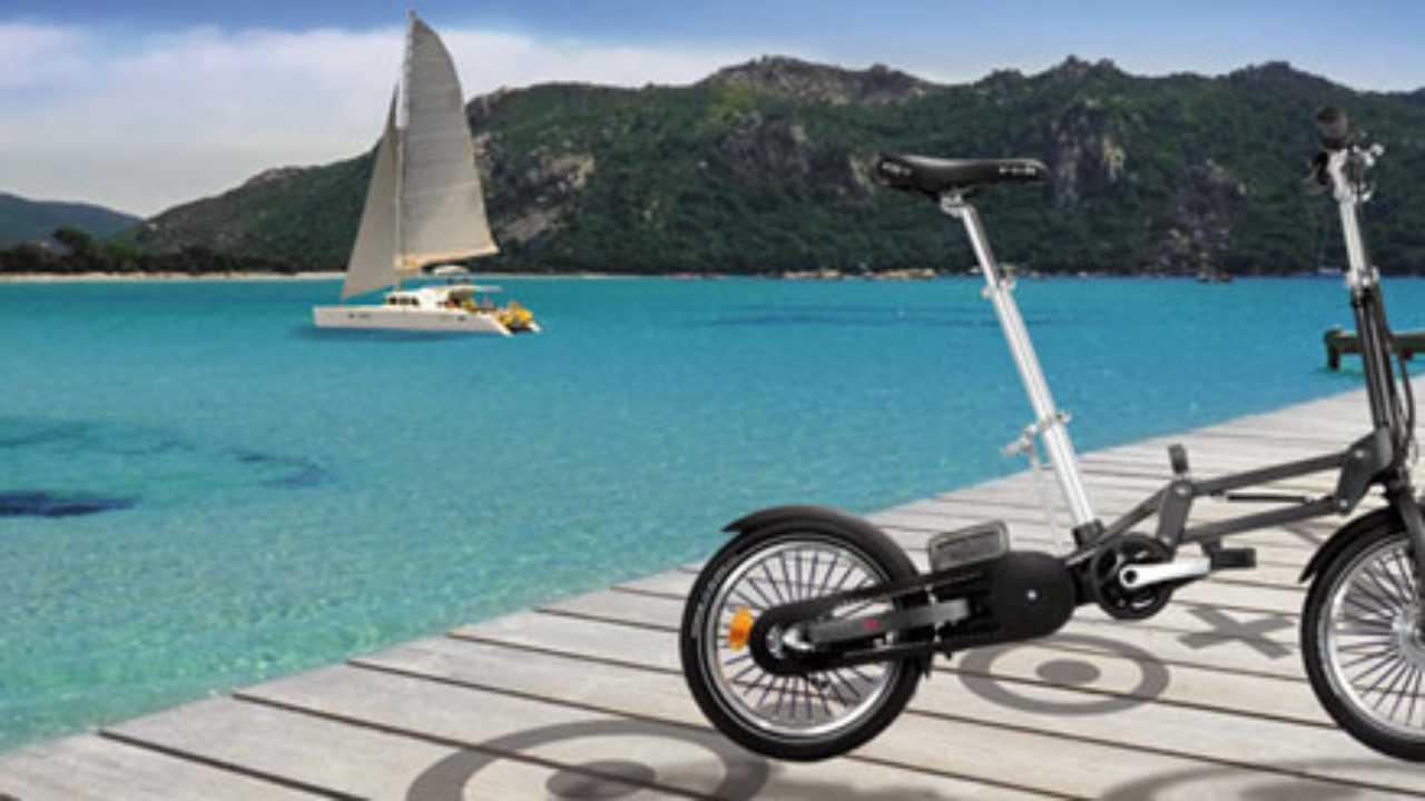 Bici Pieghevole Barca.Biciclette Elettriche Da Barca Idee Green