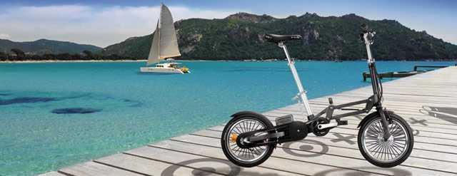 Bicicletta Pieghevole Mobiky Prezzo.Biciclette Elettriche Da Barca Idee Green