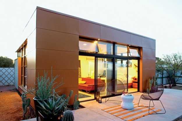 Case in legno prefabbricate idee green for Prefabbricati abitativi