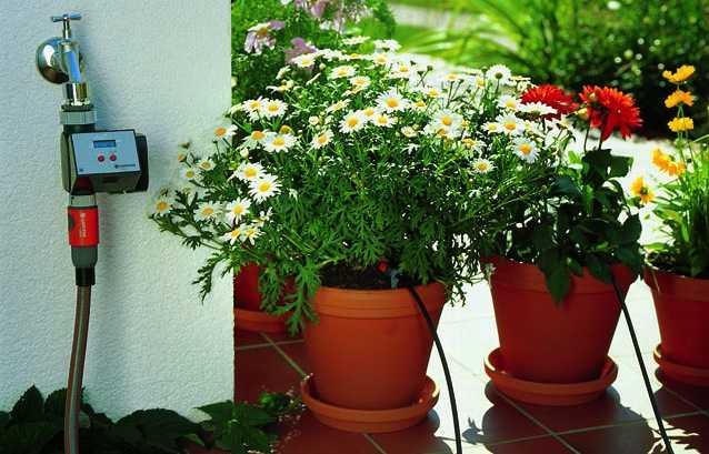 irrigazione orto balcone
