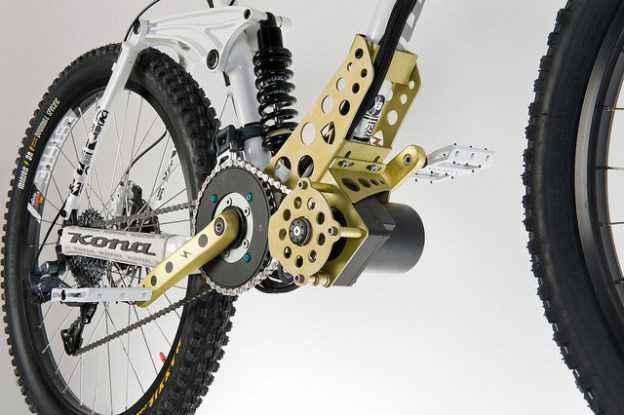 bici pedelec elettrica