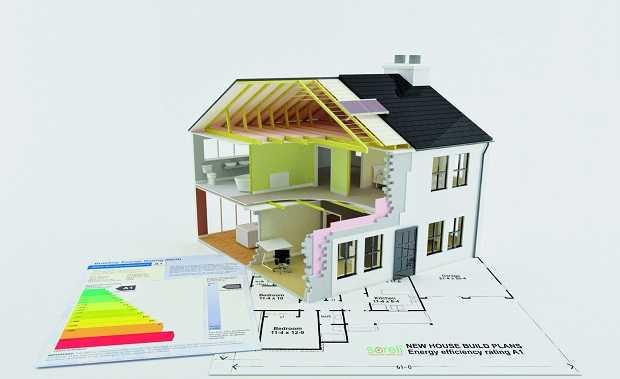 Casa classe a linee guida idee green - Classe energetica casa g ...