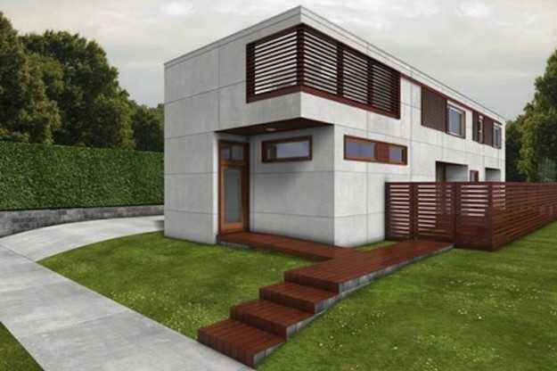 Come si progetta una casa ecologica idee green for Case ecologiche design