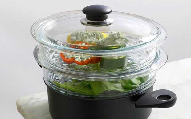 salute in cucina la cottura a vapore idee green