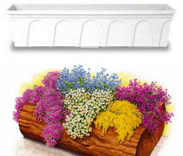 fioriera da balcone