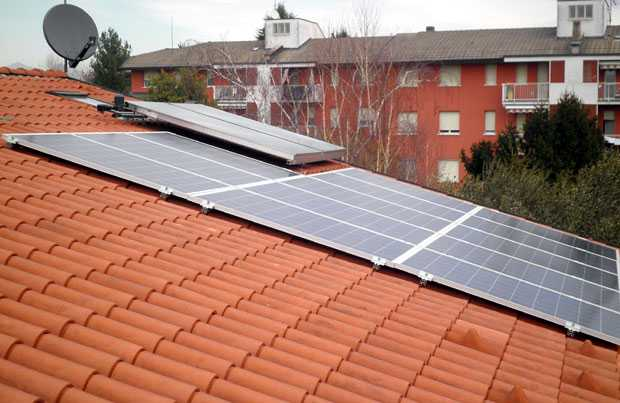 impianto fotovoltaico per casa