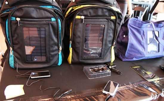 Regolatore Pannello Solare Zaino : Zaini con celle solari prezzi e modelli idee green
