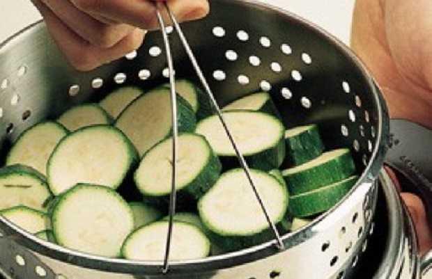 cottura a vapore cucinare salutare ed ecologico