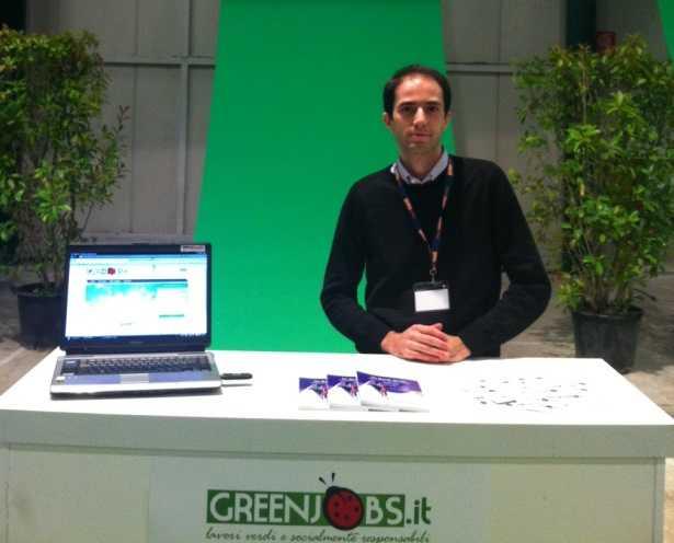 Green Jobs Lavori Sostenibili