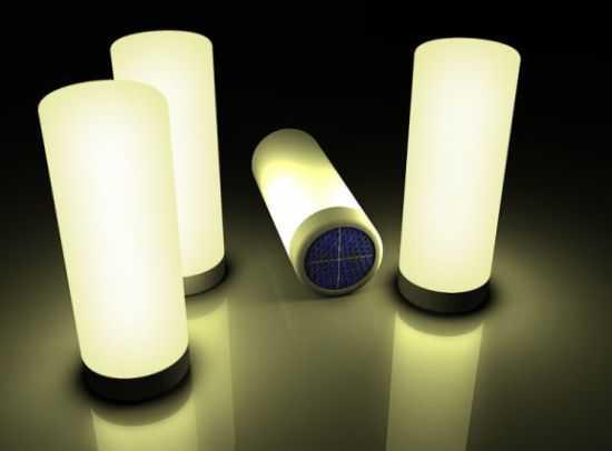 lampade a celle solari