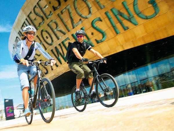 non stancarsi bici