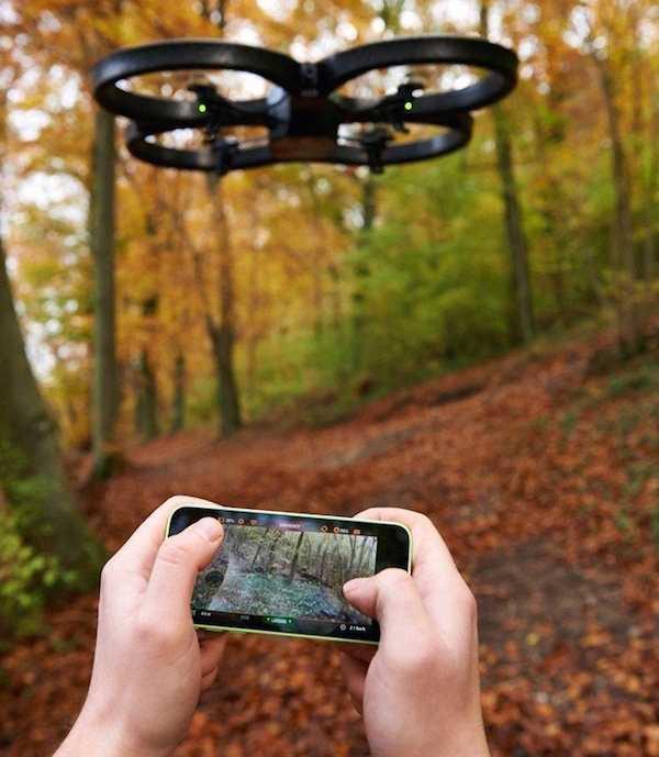 parrot drone prezzo