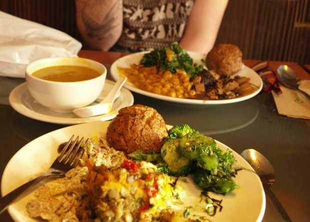 ristoranti vegan a milano