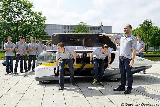 veicolo solare