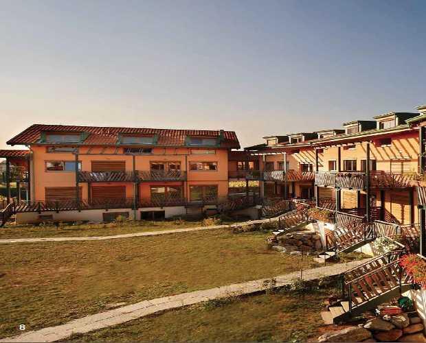 Un esempio di Casa di buon vicinato al Villaggio ViBRE di Casatenovo (Lecco)