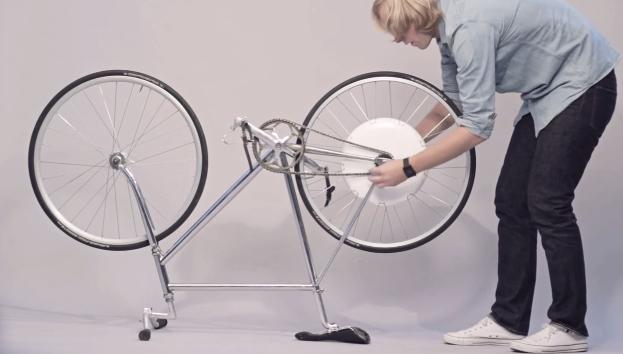 bici elettrica fai da te