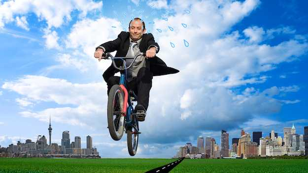 come andare a lavoro in bici