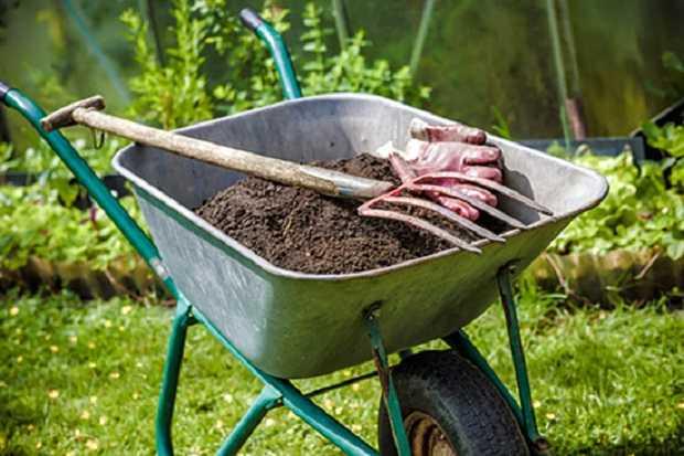 concimare orto
