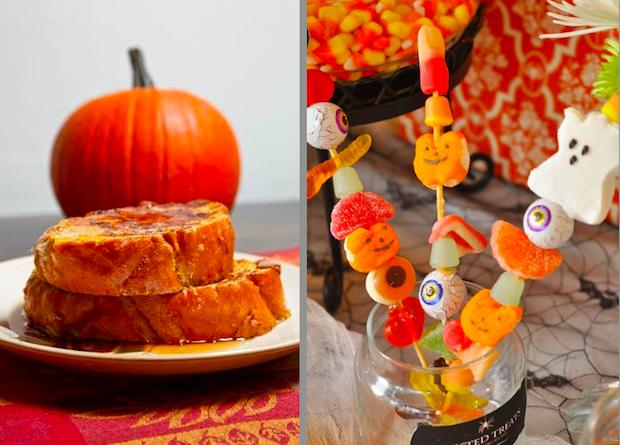Halloween dolci vegan idee green - Idee menu halloween ...