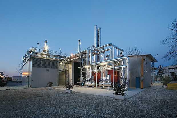 Impianto di cogenerazione nel Comune di Fossano (Cuneo)