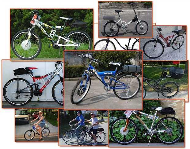 kit bici elettrica
