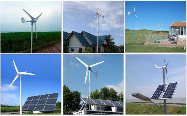 Micro eolico domestico - Idee Green