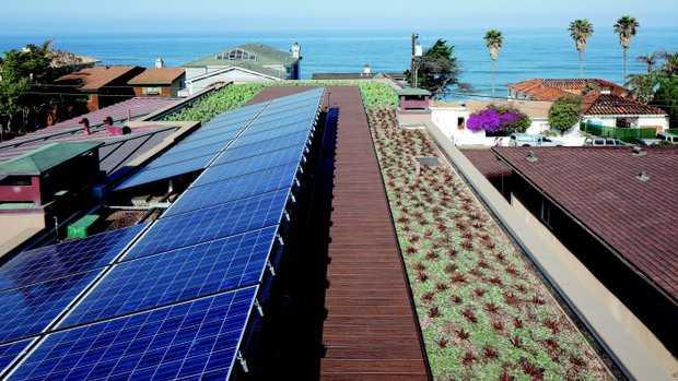 lavaggio pannelli solari