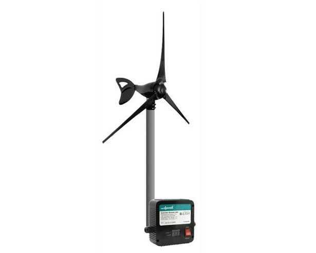 Micro eolico domestico il kit da 299 euro idee green for Turbine eoliche domestiche