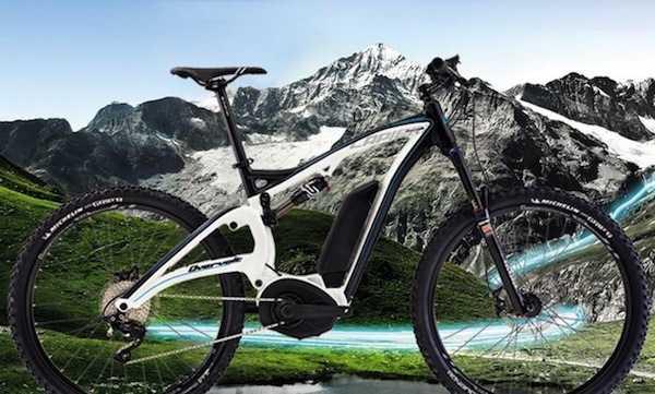mountain bike elettrica potente