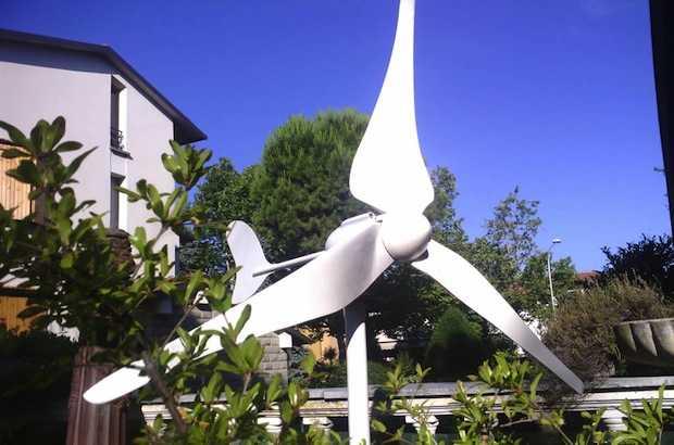 Microturbina eolica da giardino, quando conviene? - Idee Green