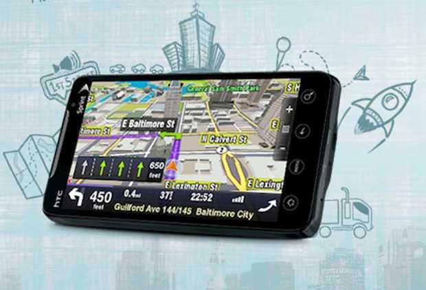 La App Copilot Premium su smartphone