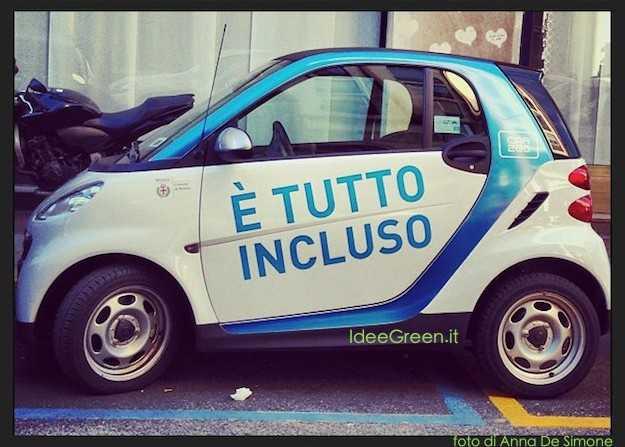 car sharing milano