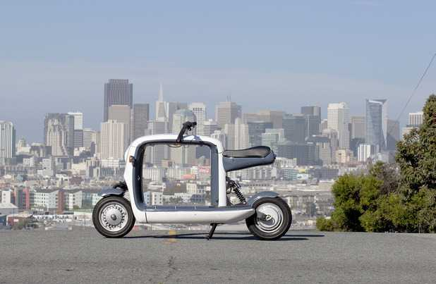 kubo scooter elettrico