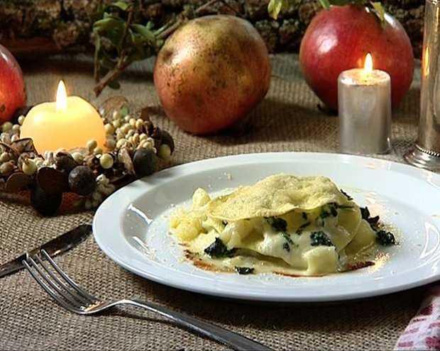 Antipasti Di Natale Vegetariano.Menu Di Natale Vegetariano Gli Antipasti Idee Green