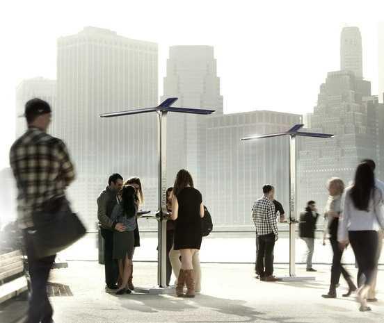 Lampioni Per Arredo Urbano.Lampioni Urbani Di Alto Design Idee Green