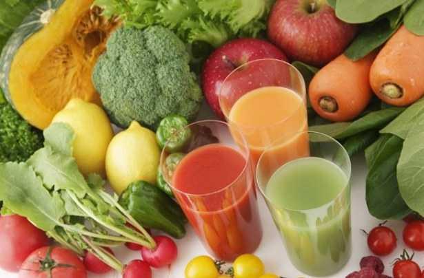 Risultati immagini per centrifugati di frutta e verdura