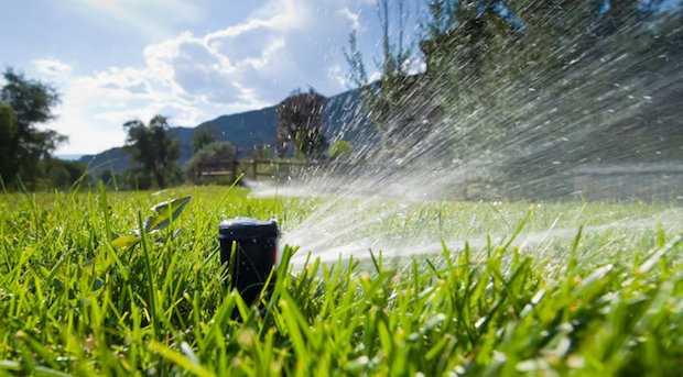 metodi di irrigazione