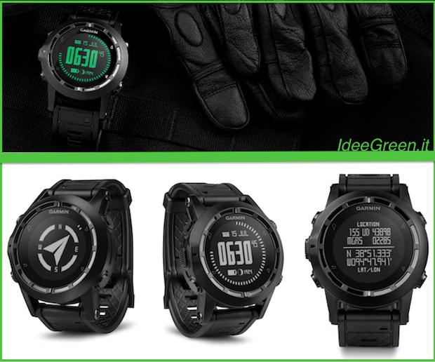 orologio green