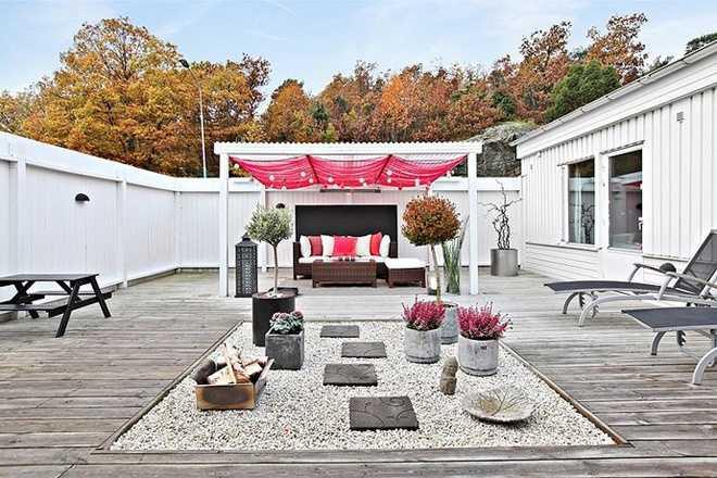 Vasi per arredare terrazza e balcone idee green - Decorare il terrazzo ...